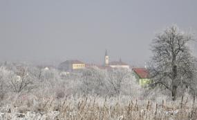 Zima nad Vranovicemi
